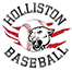 Holliston Baseball logo