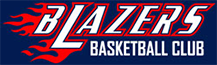 Blazers Basketball Club logo