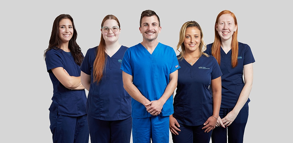 The Simply Orthodontics Holliston team